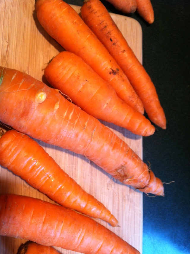 Real Carrots
