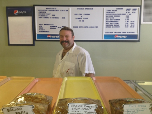 Brian Jackel, Owner, O'Brien's Bakery, Quincy, MA