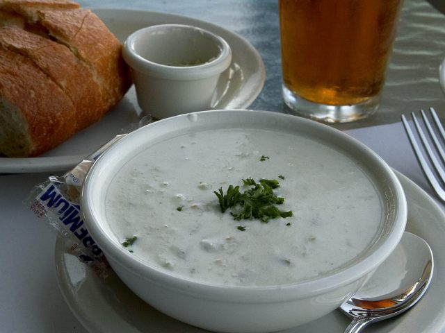 Clam Chowder1