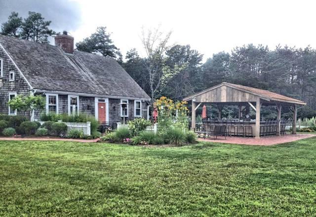 Rye Tavern Pation