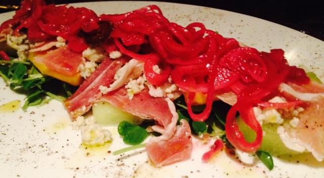 Rye Tavern salad