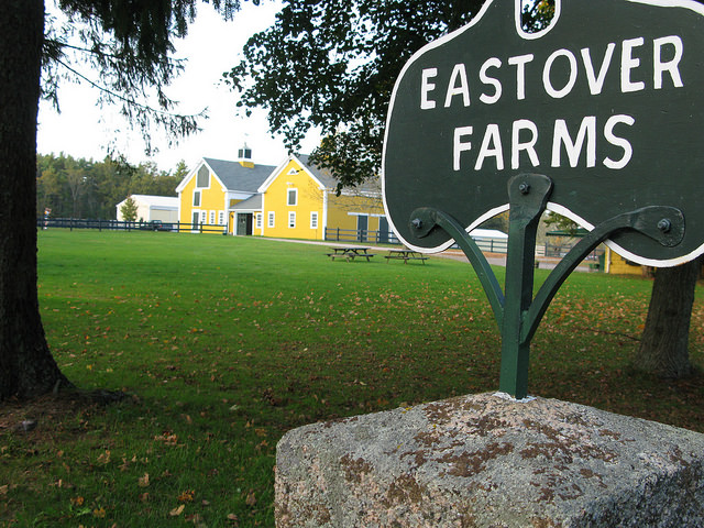East Over Farms