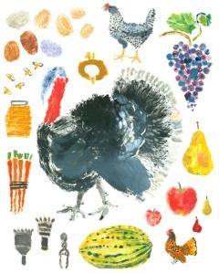 Annual Braintree Thanksgiving Market, Saturday, November 22, 9am
