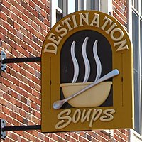 Destination soups