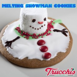 MeltingSnowmanCookies