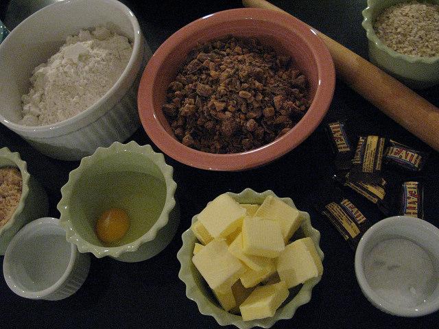 toffee crisp ingredients