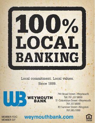 weymouth bank local