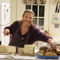 Cheese Making with Chef Rosa Galeno