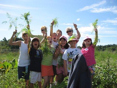 Soule Farm Kids Program