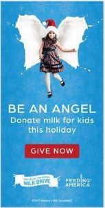 Holiday milk