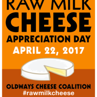 Raw Milk Cheese Appreciation Day 2017
